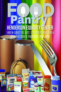 Food Pantry @ Henderson Equality Center
