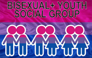 Bisexual+ Youth Social Group @ Henderson Equality Center