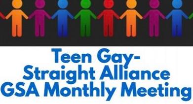 Teen Gay-Straight Alliance GSA
