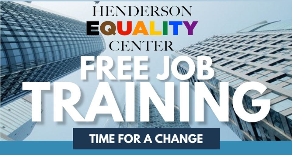 Henderson Equality Center Job Readiness Class