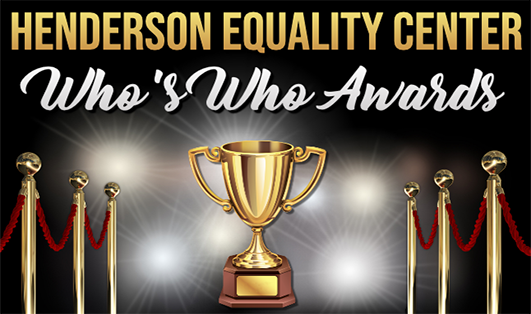 Who's Who Awards Henderson Equality Center