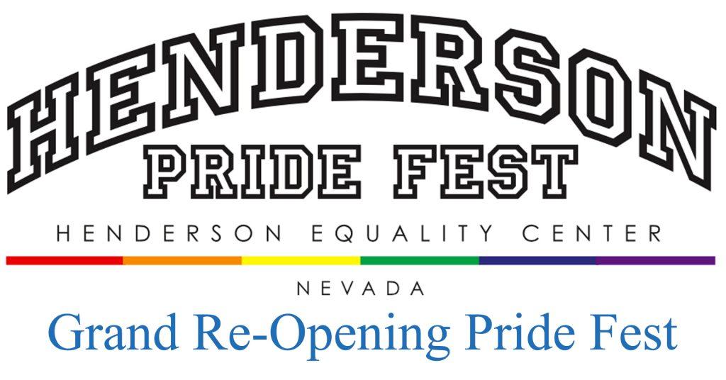 Pride Fest - Henderson Equality Center