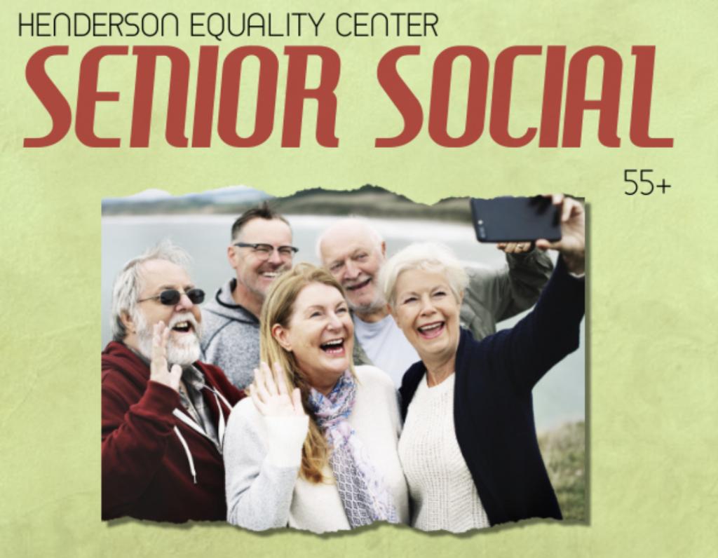 Senior Social - Henderson Equality Center