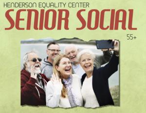 Senior Social Group @ Henderson Equality Center