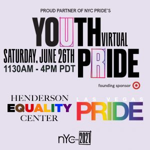 NYC Pride 2021 | Youth Pride Watch Party! @ Henderson Equality Center