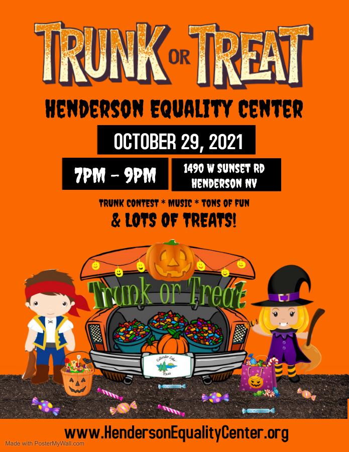 Halloween - Henderson Equality Center