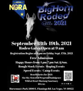 BigHorn Rodeo 2021 @ Horseman's Park