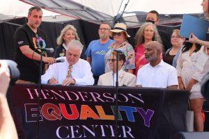 Henderson Equality Center Pride Fest 2021