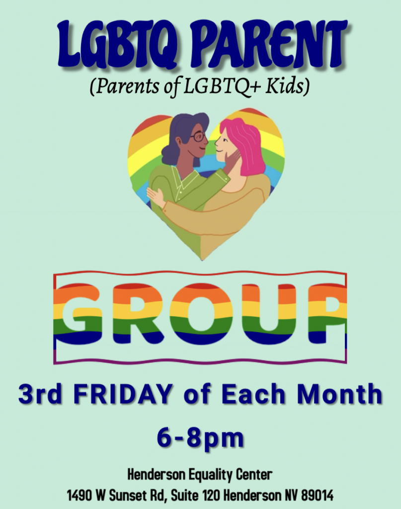 LGBTQ Parent Night - Henderson Equality Center