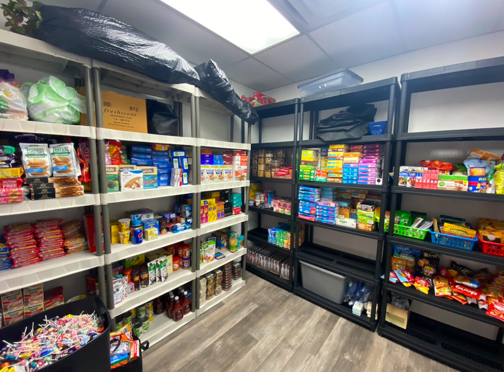 Henderson Equality Center Food Pantry