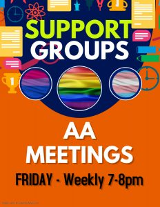 AA Meetings @ Henderson Equality Center