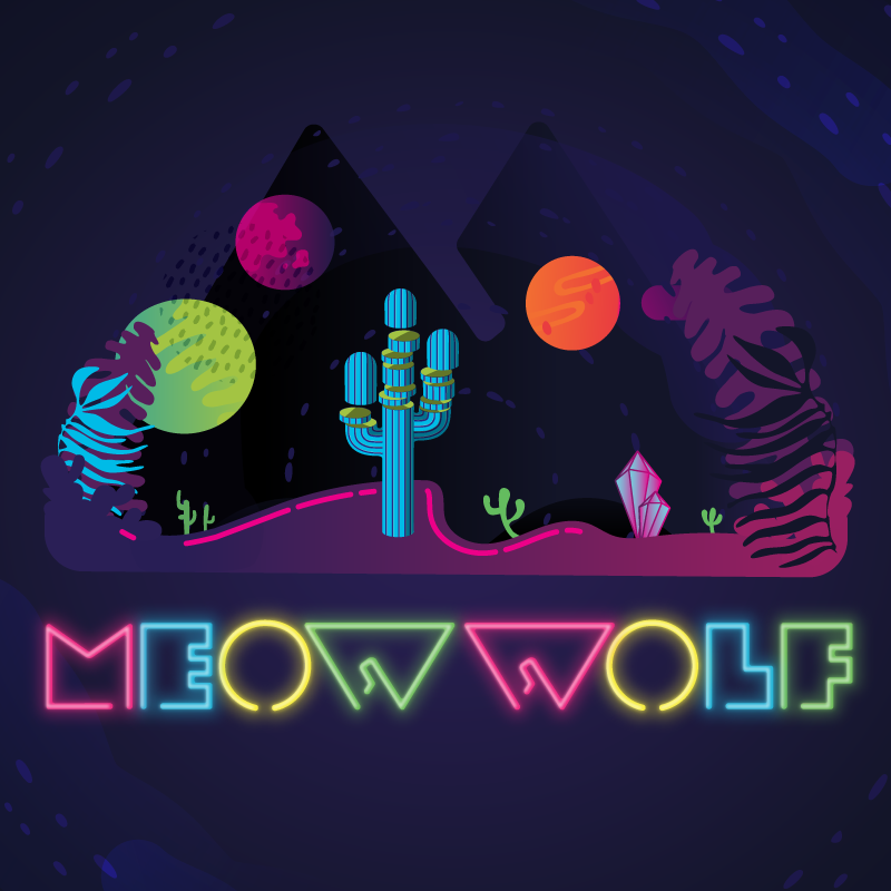 Meow Wolf Las Vegas - Henderson Equality Center