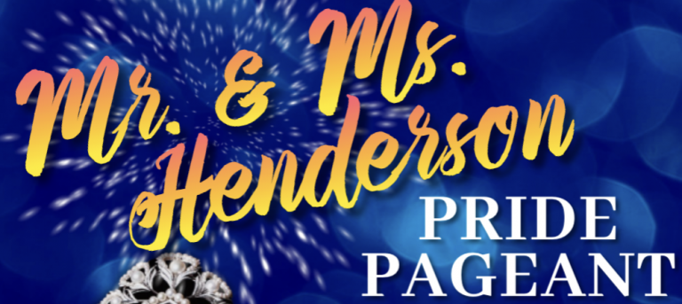 Mr. and Ms. Henderson Pride Pagent - Henderson Pride Fest